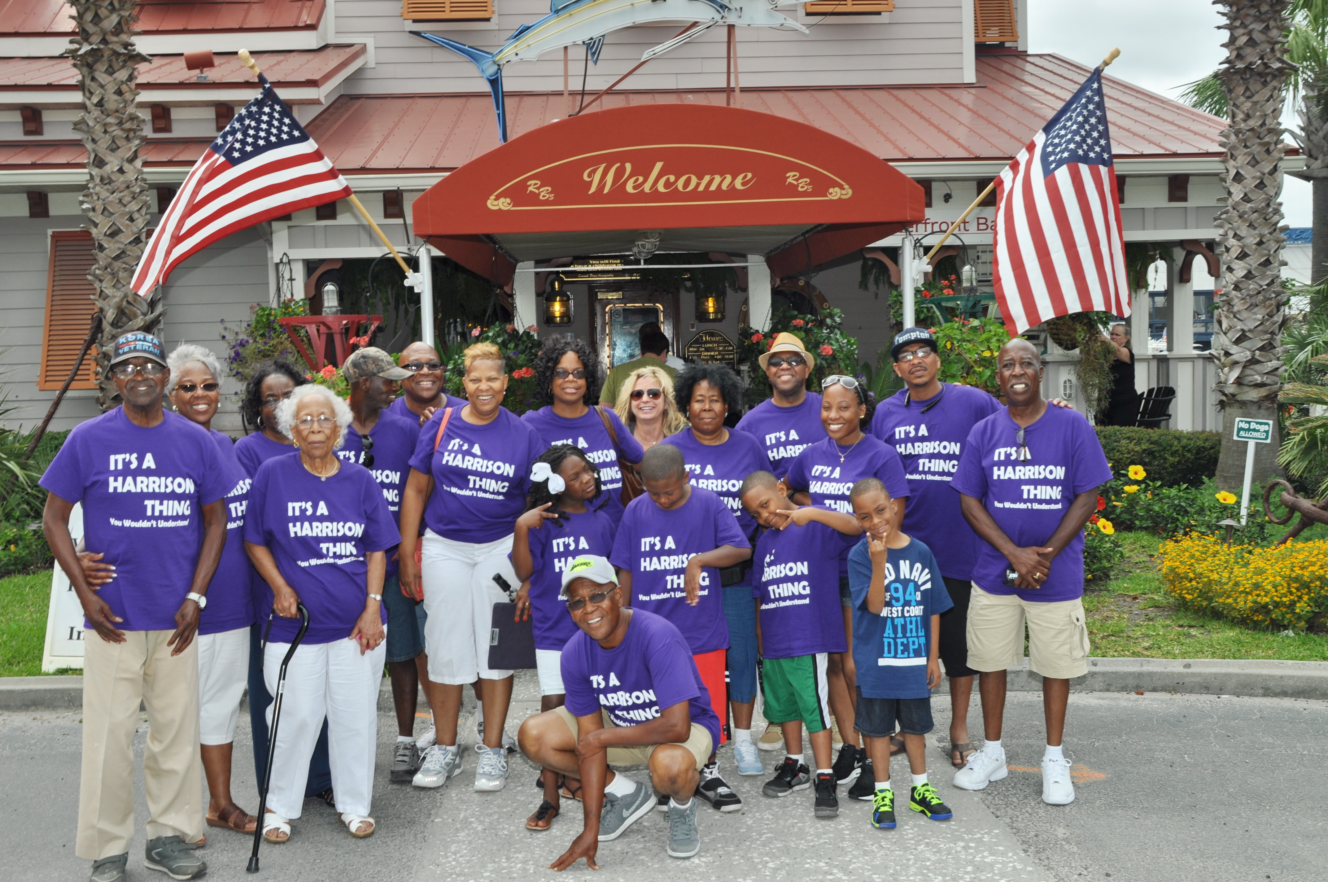 Harrison family reunion its a family affair charleston sc 2014 pronofoot35fo Image collections